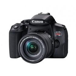 Canon EOS Rebel T8i EF-S 18-55mm IS STM Juego de cámara SLR 24,1 MP CMOS 6000 x 4000 Pixeles Negro