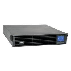 Tripp Lite UPS de doble conversión SmartOnline de 208/230V 1kVA 900W, 2U, autonomía extendida, opción de tarjeta SNMP