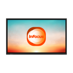 """Monitor Interactivo INFOCUS INF6500 65"""" JTouch D-LED 3840 x 2160 4K Ultra HD"""