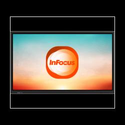 "Monitor Interactivo INFOCUS INF7500 D133 75"" JTouch D-LED 3840 x 2160 4K Ultra HD"