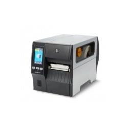 Zebra ZT411, Impresora de Etiquetas, Térmica Directa/Transferencia Térmica, 203 x 203DPI, USB/Serial/Bluetooth, Gris/N