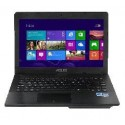 Laptop ASUS R411CA-MNC4-H Pent 4Gb 500Gb Win8 DVD Negro LED14""