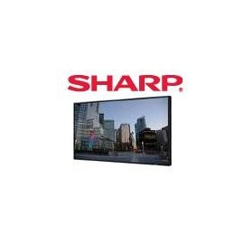 Monitores Sharp Gran Formato