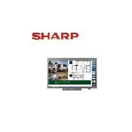 Monitores Sharp Formato Touch