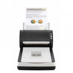 Scanner FUJITSU Fi-7240 40ppm ADF Cama Plana Fi7240 USD