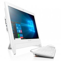 "Desktop LENOVO C20-00 F0BB00GDLD Cel 2G 500GB LED 19.5"" Win10"