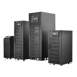 UPS COMPLET UPS-1-026 Trifasico 30KVA Resp 90Min Torre On Line Doble Conversion Alta