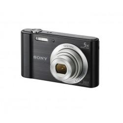 Camara SONY DSC-W800/B 20.1 MPX/5X USB V/HD Negra