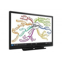 "Pizarron Interactivo SHARP PN-C805B Touch LED 80"" Uso Rudo 3YR"
