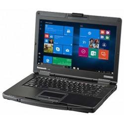 "Toughbook PANASONIC CF-54 CI5 2.4GHz 8G 500GB Win7/10 Pro LED14"""
