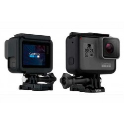 Camara GOPRO HERO5 Black Supports CHDHX-501-LA 4K30