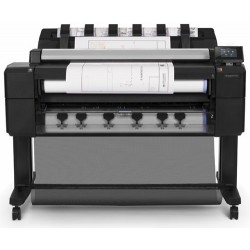 Plotter HP DesignJet L2Y25AÑB1K T2530 36IN MFP Obligatoria Instalación H4518E 500 GB Color Optimizada hasta 2400 x 1200 dpi