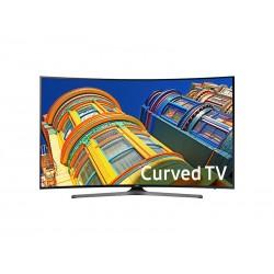 "TV SAMSUNG UN65KU6500 LED 65"" UHD SmartTv HDMI USB WiFi Ethe Curva"