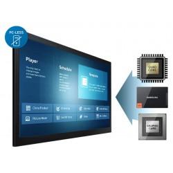 "Monitor SAMSUNG LH22DBDPSGC/GO DB22D-P (22"") 1920 x 1080 Direct LED 1080p USB HDMI En Serie LAN inalámbrica Ethernet"