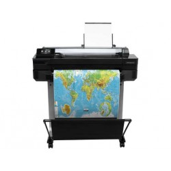 Plotter HP CQ890A DesignJet T520 24-in Printer full color 4.3 inch Wi Fi