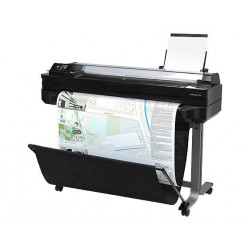 Plotter HP CQ893A DesignJet T520 36 in Printer full color 4.3 inch Fast Ethernet USB 2.0 certified Wi Fi