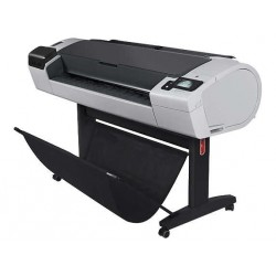 Plotter HP CR649C DesignJet T795 44 in Printer Sheet feed roll feed automatic cutter 2400 x 1200 optimized dpi