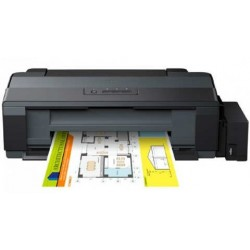Impresora EPSON C11CD81301 EcoTank L1300 30PPM Color Tabloide Tinta Continua USB 5760 x 1440 DPI