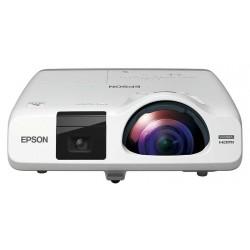 Proyector EPSON V11H672020 Powerlite 525W 2800 Lumens 3LCD WXGA Wireless