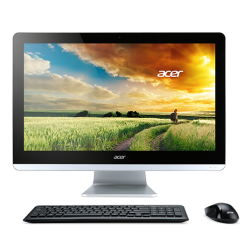"AIO ACER Aspire ZC-700 DQ.B4YAL.003 Cel J3160 4G 1TB Win10 LAN HDMI USB 19.5"""