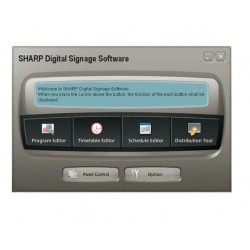 Software SHARP PNSS02 Network Version
