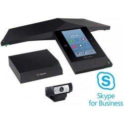 Solución POLYCOM RealPresence Trio Collab Kit MS Skype BusO365 Lync 7200-23450-019