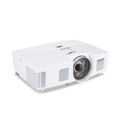 Proyector Acer S1283Hne MR.JK111.00C XGA NTSC 3100Lum HDMI USB VGA Blanco