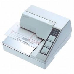 Mini Impresora EPSON C31C163272 TMU295272 Blanca Matriz Serial Para Recibos Sin Fuente