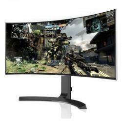 "Monitor LG 34UC88 34"" Curved LCD LED IPS Wide Full HD 3440x1440 HDMI DisplayPort USB"