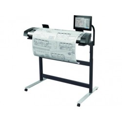 Plotter HP DesignJet G6H51BÑB1K HD Pro Escáner de superficie plana Obligatoria Compra HD Pro Base Pantalla Táctil H4518E++