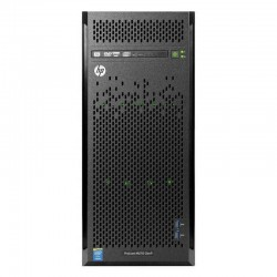 Servidor HP 840668-001 ProLiant ML110 Gen9 Xeon E5-2603 v4 Memoria RAM 8 GB DDR4 2TB Red Gigabit USB 3.0 No incluye S.O.