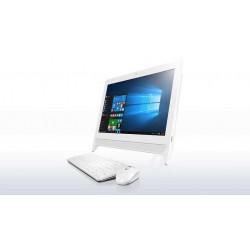 "AIO Lenovo F0BB00GULD Ideacentre C20-00 Celeron J3060 4GB DDR3 1TB 19.5"" LED HD Graphics DVD R RW W10 Home"