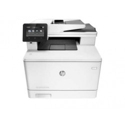 MFC HP CF379A LaserJet Pro MFP M477fdw Color Imprime Copia Escanea Fax Wi Fi Ethernet USB.