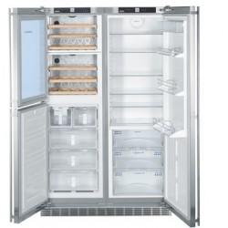 """Refrigerador Todo en Uno LIEBHERR SBS246 24"""""""