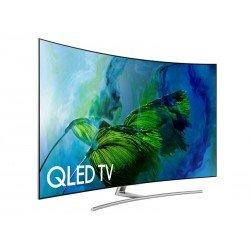 """TV SAMSUNG QN65Q8CAM UHD SmartTv HDMI USB WiFi Ethe LED 65"""" Curvo"""
