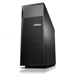 Servidor LENOVO 70DG003DLD ThinkServer TD350 Xeon E5-2609V4 8C 8GB DDR4 ECC x 1TB HD Graphics Gigabit DVD R RW WServer 2012