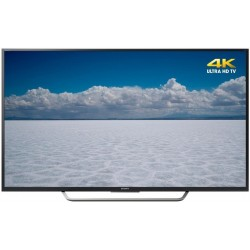 "TV SONY XBR-65X750D LED 65"" 4K Ultra HD HDMI USB Ethernet"