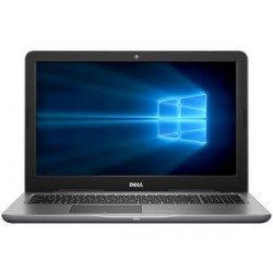 "Laptop DELL Inspiron 5567 J4VH2 Ci7 16G 2Tb Bluetooth USB Win10 15.6"" Gris"