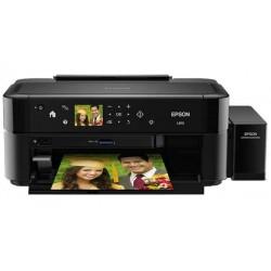 Impresora EPSON C11CE32301 EcoTank L810 fotográfica Inyección Color Resolución 5760x1440 dpi USB.