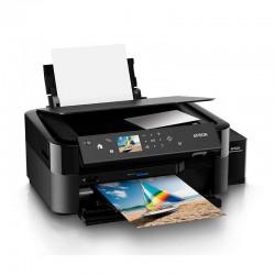 MFC EPSON C11CE31301 EcoTank L850 Fotográfica 1200x2400 dpi Impresora Copiadora Escáner USB.