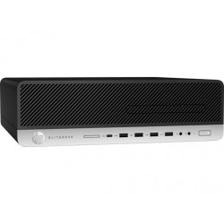 Desktop HP 1MV28LT EliteDesk 800 G3 Ci7 6700 16GB DDR3L 2TB HD Graphic U Óptica DVD R RW No Incluye S.O.