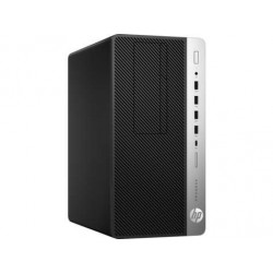 Desktop HP 1MV27LT 600 G3 MT Ci7 6700 8GB DDR4 1TB HD Graphics U Óptica DVD R RW W10 Pro
