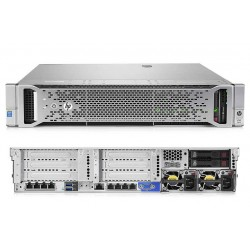Servidor HP 869354 ProLiant DL180 Gen9 Xeon E5-2620v4 16GB RAID 550w Rack