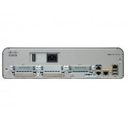 Router CISCO CISCO1941-SEC-K9 2U 2 Puertos PoE Ports Puerto de gestion 4 Ranuras