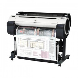 Plotter CANON 1691B053AA imagePROGRAF iPF770 5 Colores 36'' 2,400x1,200 dpi USB 2.0 Ethernet.