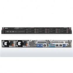 Servidor LENOVO ThinkServer RD350 70QK001ELD Xeon E5 2603 V4 RAID 110i 1.7GHZ 8GB DVDRW