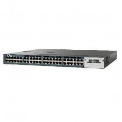 Conmutador CISCO WS-C3560X-48PF-S 48 Puertos Gestionable 48 x Gigabit Ethernet Red Capa 3