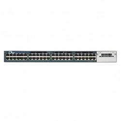 Ethernet Switch CISCO WS-C3560X-48P-S 3560X 48Port POE IP USD