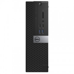 Desktop DELL Optiplex 3040 O304SFI7S161TW10P3W Ci7-6700 16G 1Tb HDMI USB DisplayPort Win10 Pro