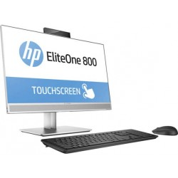 "Desktop HP 800 G3 1UD56LT AIO Ci7 6700 8GB DDR3L 1TB LED 23.8"" Multi Touch Intel HD Graphics DVDRW W10 Pro"